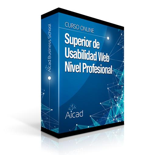 Course Image Curso Superior de Usabilidad Web. Nivel Profesional