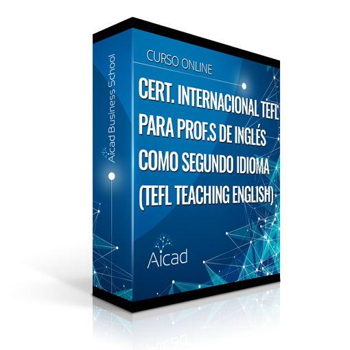 Course Image Certificación Internacional TEFL para Profesores de Inglés