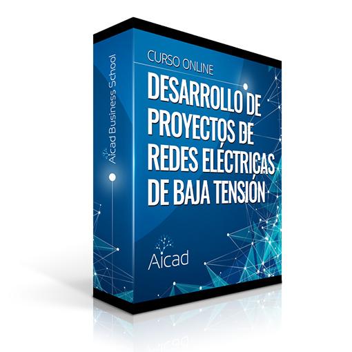 Course Image Desarrollo de Proyectos de Redes Eléctricas de Baja Tensión