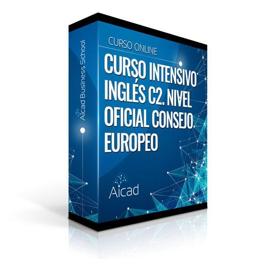 Course Image Intensivo Inglés C2. Nivel Oficial Marco Común Europeo