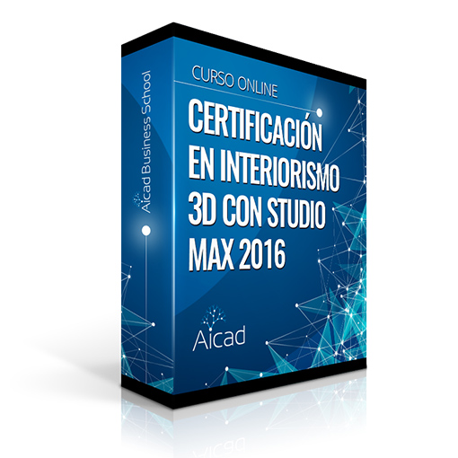 Course Image Certificación IT en Interiorismo 3D con Studio Max 2016