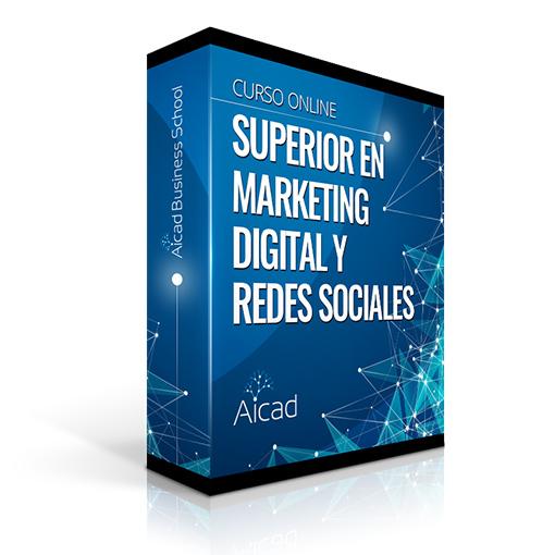 Course Image Curso Superior en Marketing Digital y Redes Sociales