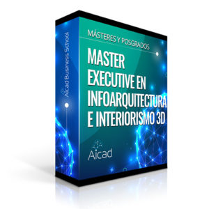 Course Image Máster Interiorismo y Modelado 3D Studio Max Máster Executive: Infoarquitectura e Interiorismo 3D