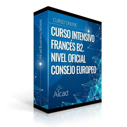Course Image Francés B2. Nivel Oficial Marco Común Europeo