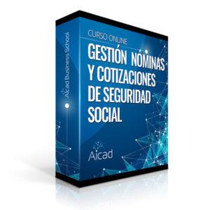 Course Image  Gestión de Nóminas y Cotizaciones de la Seguridad Social