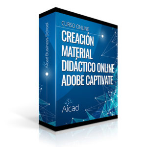 Course Image Técnico Profesional en Creación de Material Didáctico Online (Scorm) con Adobe Captivate CS6