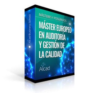 Course Image Máster Europeo en Auditoría y Gestión de la Calidad
