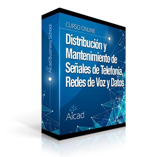 Course Image  Postgrado en Distribución y Mantenimiento de Señales de Telefonía, Redes de Voz y Datos en Edificios