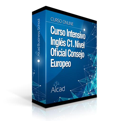 Course Image Curso Intensivo Inglés C1. Nivel Oficial Consejo Europeo