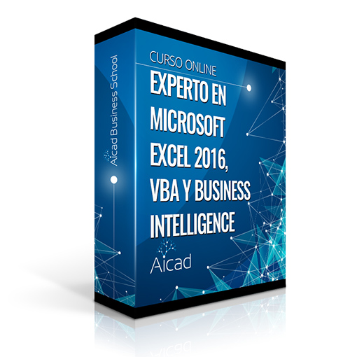 Course Image  Experto en Microsoft Excel 2016, VBA y Business Intelligent