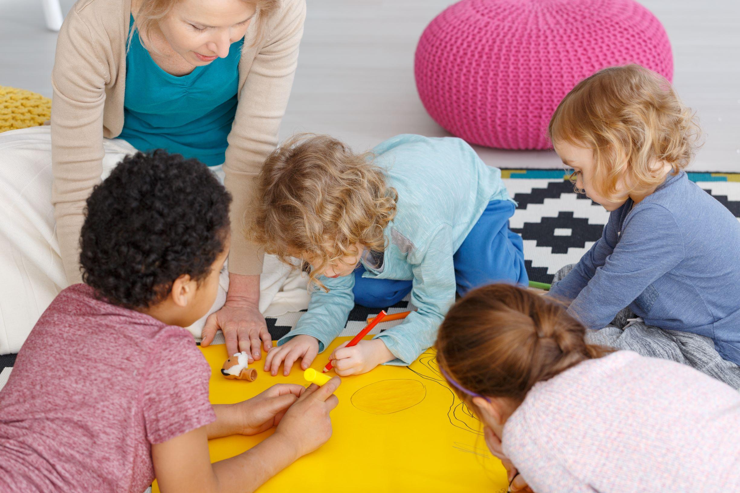 Course Image Auxiliar de Jardín de Infancia