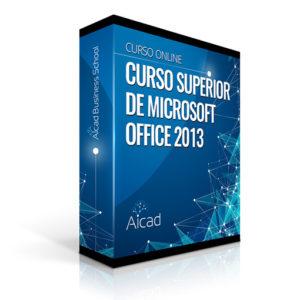 Course Image Curso Superior de Ofimática Básica. Office 2013