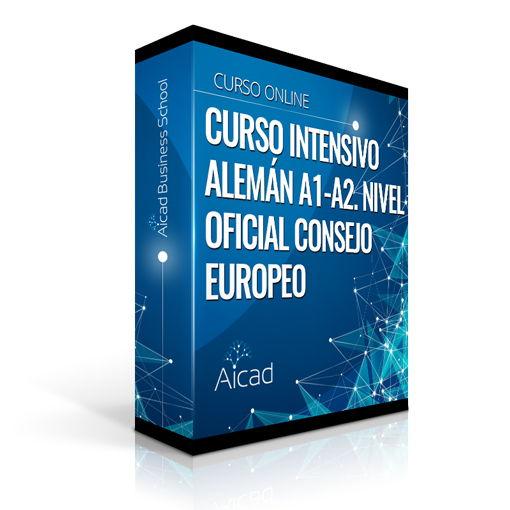 Course Image Intensivo Alemán A1-A2. Nivel Oficial Consejo Europeo