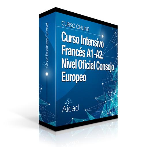 Course Image Francés A1-A2. Nivel Oficial Consejo Europeo