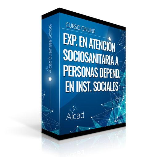 Course Image Atención Sociosanitaria a Personas Dependientes en Instituciones Sociales