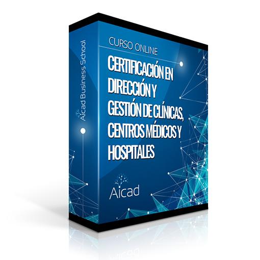 Course Image Certificación en Dirección y Gestión de Clínicas, Centros Médicos y Hospitales