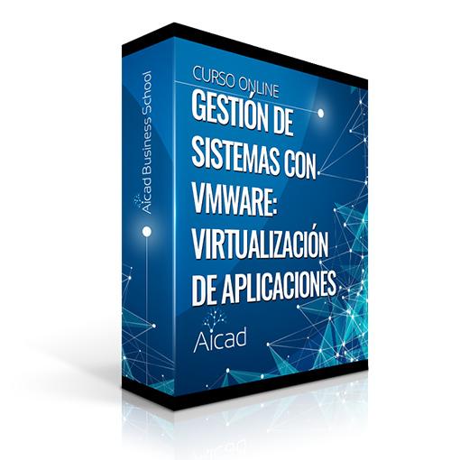 Course Image Gestión de Sistemas con VMWARE: Virtualización de Aplicaciones