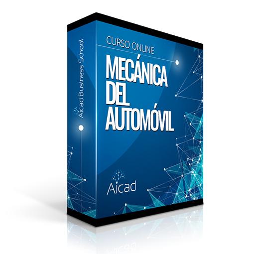 Course Image Curso Online Mecánica del Automóvil