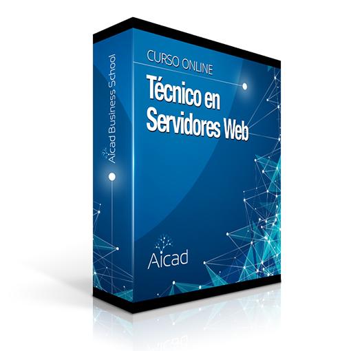 Course Image Técnico en Servidores Web