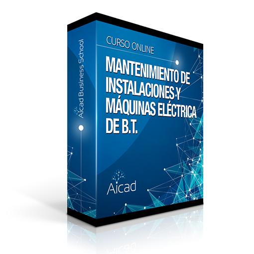 Course Image Mantenimiento de Instalaciones y  Máquinas Eléctrica de B.T.