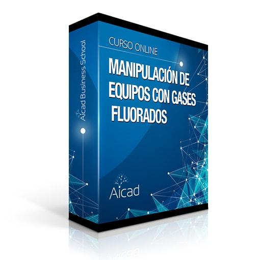 Course Image Manipulación de Equipos con Gases Fluorados