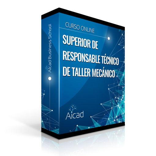 Course Image Superior de Responsable Técnico de Taller Mecánico