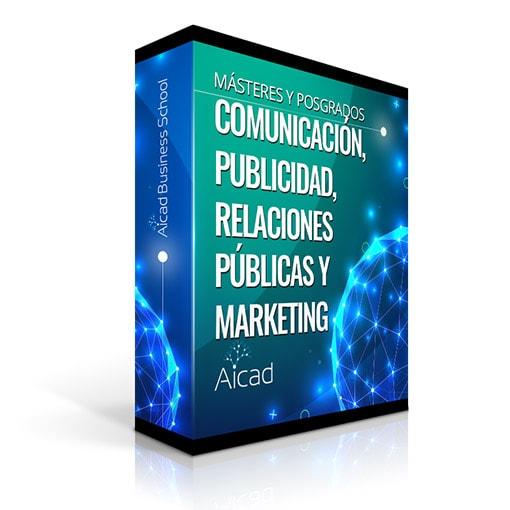 Course Image Máster en Comunicación, Publicidad, Relaciones Públicas y Marketing