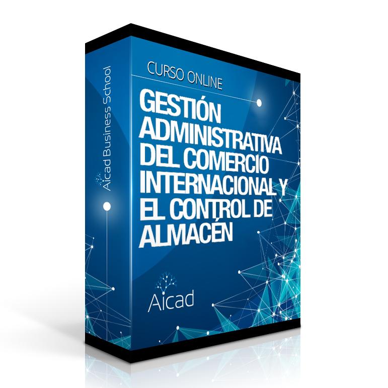 Course Image Gestión Administrativa de Inventarios y Control de Almacén para Comercio Internacional