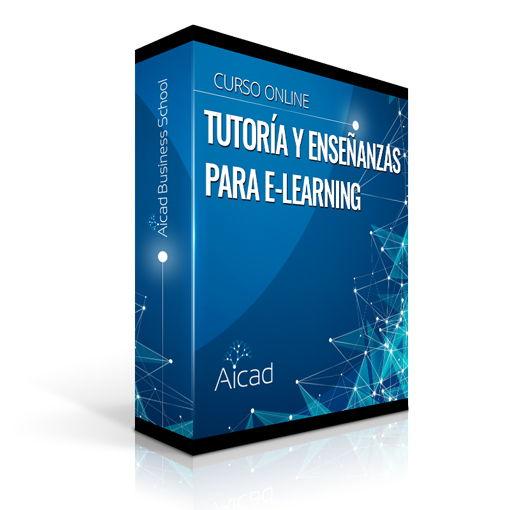 Course Image Tutoría y enseñanzas para e-learning