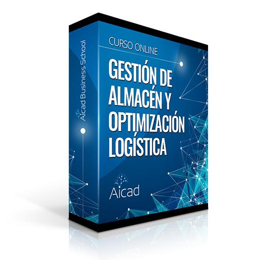 Course Image Gestión de Almacén y Optimización de Procesos Logísticos