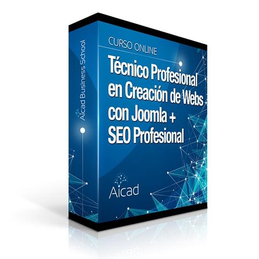 Course Image Técnico Profesional en Creación de Portales Web con Joomla + SEO Profesional