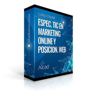 Course Image Especialista TIC en Marketing Online y Posicionamiento Web