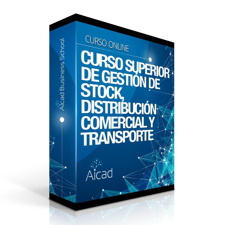 Course Image Curso Superior de Gestión de Stock, Distribución Comercial y Transporte