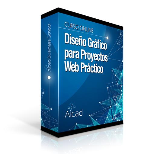 Course Image Curso Online de Diseño Gráfico para Proyectos Web: Práctico