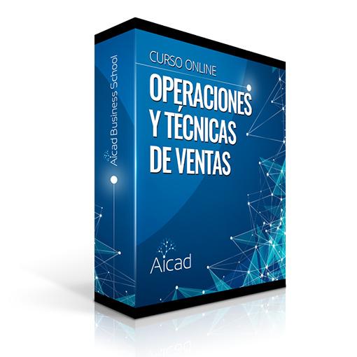 Course Image Operaciones y Técnicas de Ventas