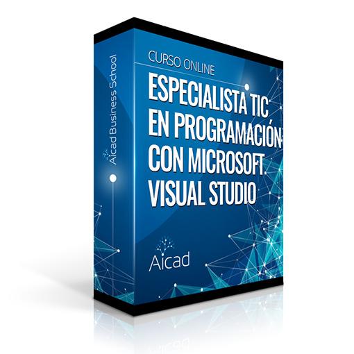 Course Image Especialista TIC en Programación con Microsoft Visual Basic 2010