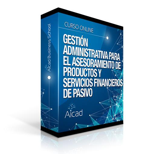 Course Image Gestión Administrativa para Asesoramiento de Productos y Servicios Financieros