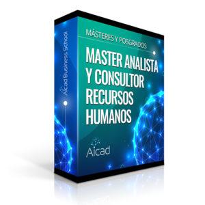 Course Image Máster MBA Human Resources Analista y Consultor Recursos Humanos