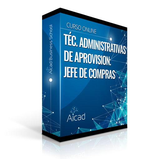 Course Image Técnicas Administrativas de Aprovisionamiento Jefe de Compras